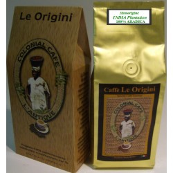 250 g Caffè MONORIGINE ARABICA 100% INDIA PLANTATION AA